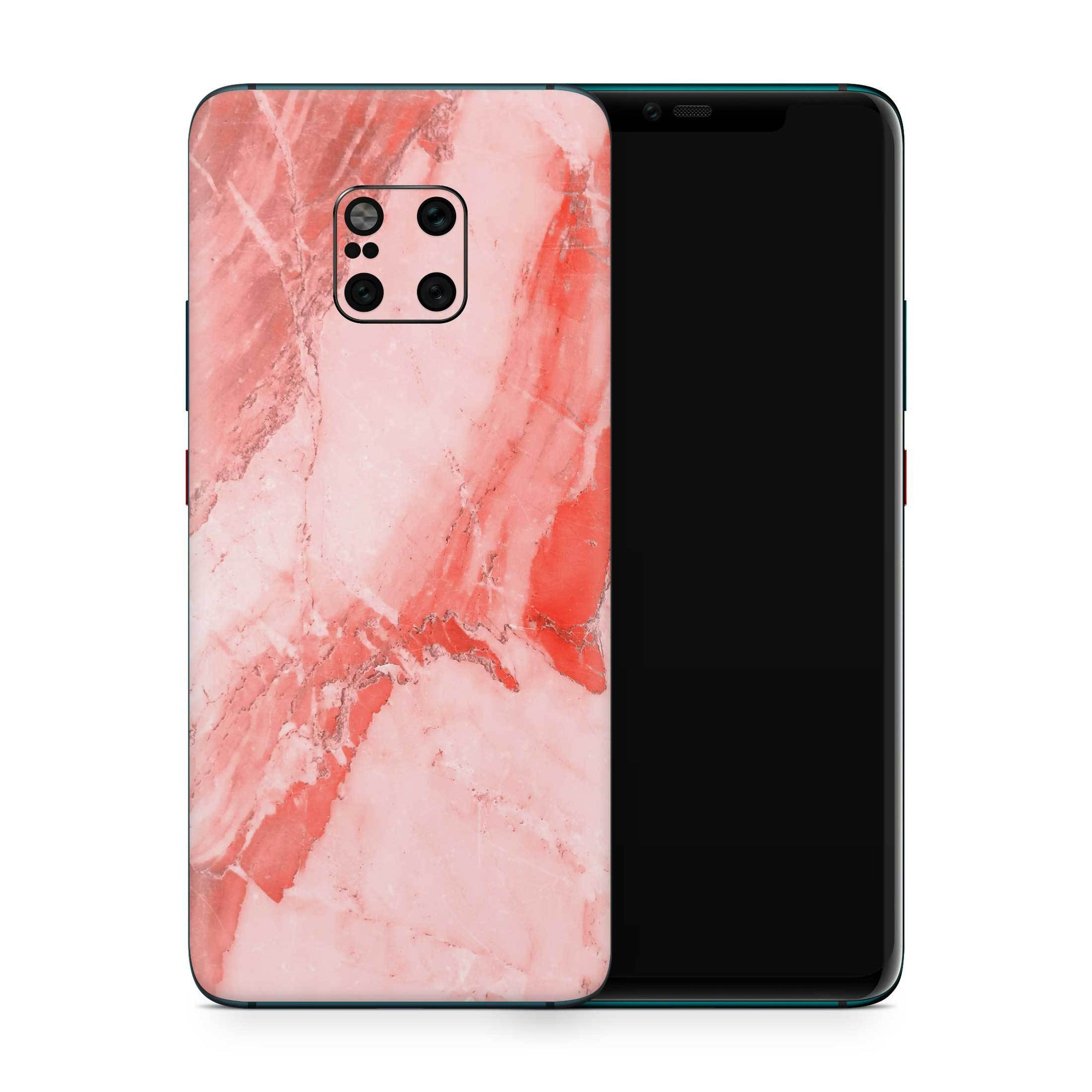 Coral Marble Skin Huawei Mate 20 Pro