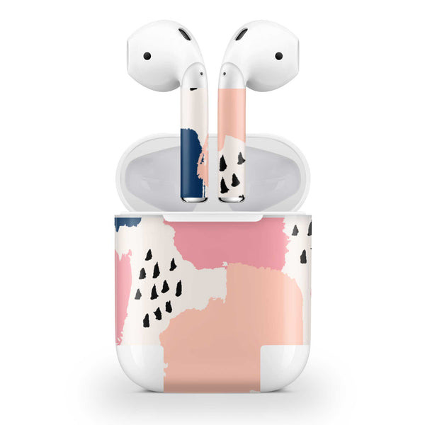 Miami Vice Skin AirPods