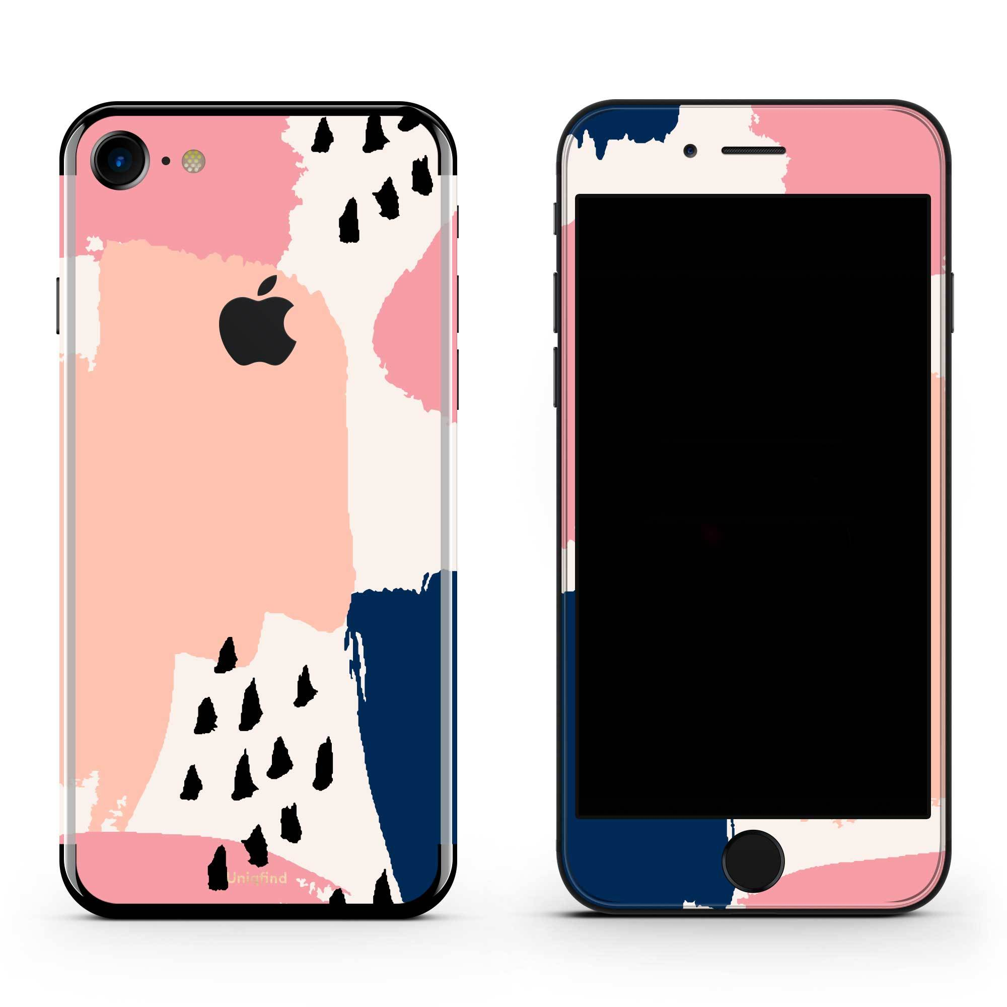 Miami Vice iPhone 8 Skin + Case