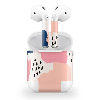 Miami Vice AirPods (No Wireless Charging) Skin