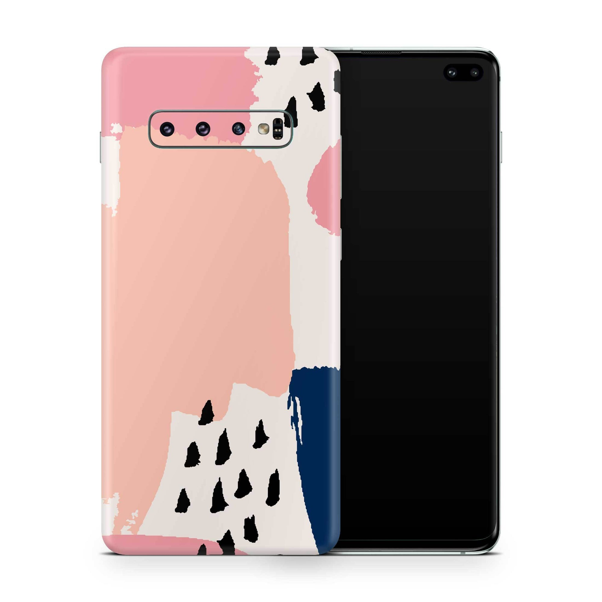 Miami Vice Galaxy S10 and S10 Plus and S10e Skin