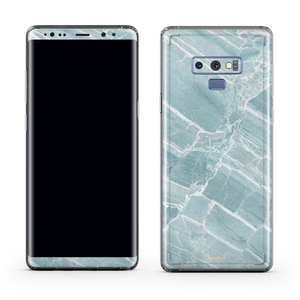 Mint Marble Skin and Decal for Note 9
