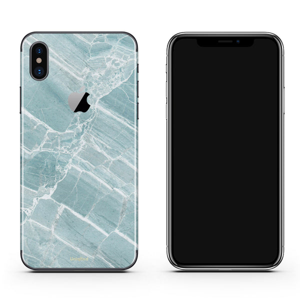 Mint iPhone X Skin
