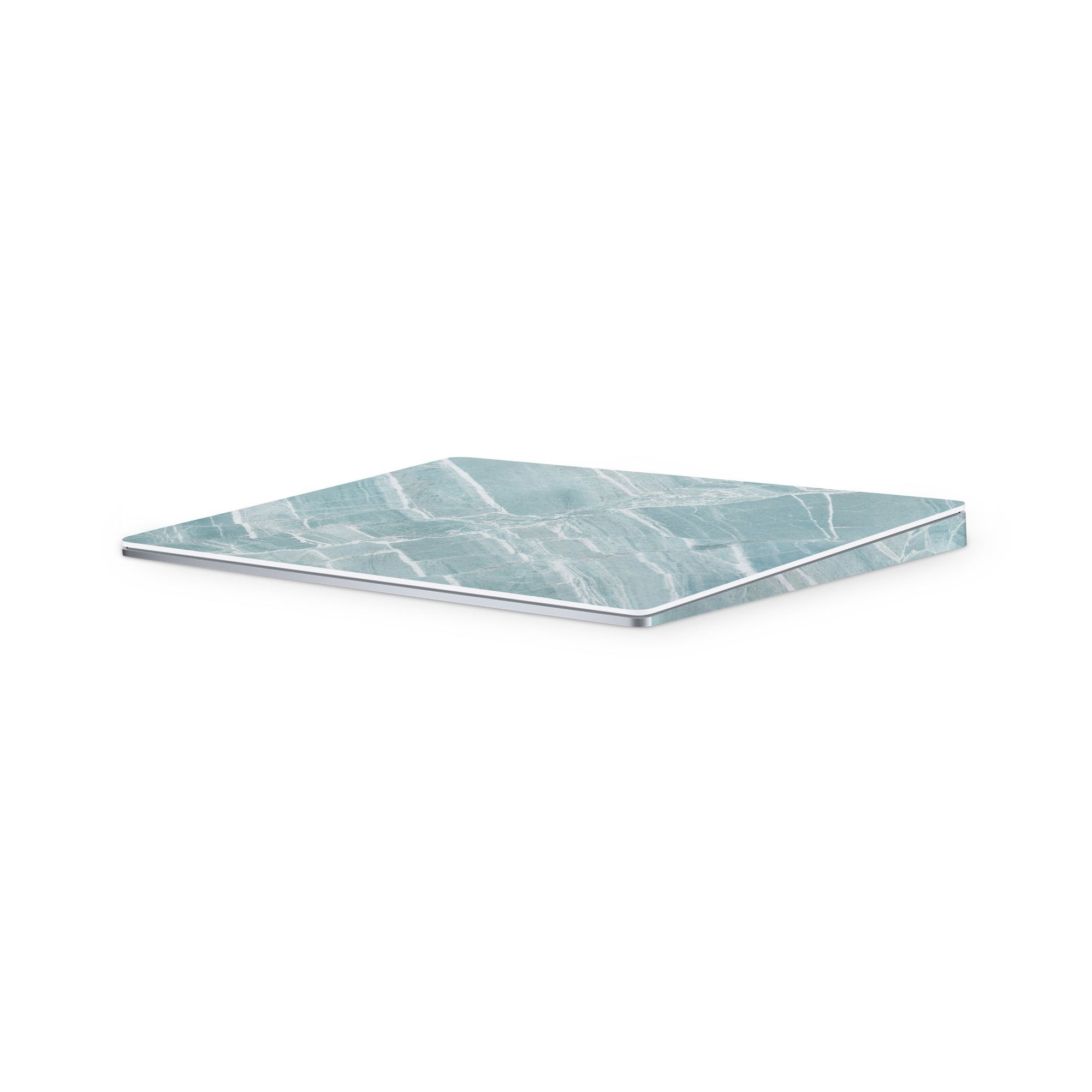 Mint Marble Magic Trackpad 2 Full Coverage Skin