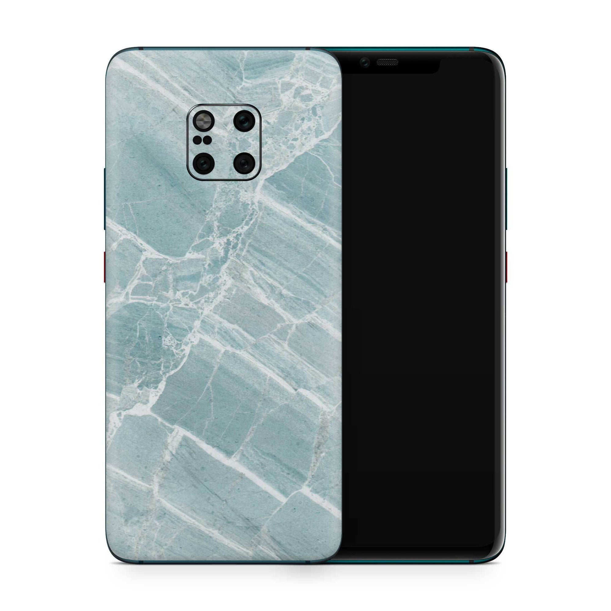 Mint Marble Skin Huawei Mate 20 Pro