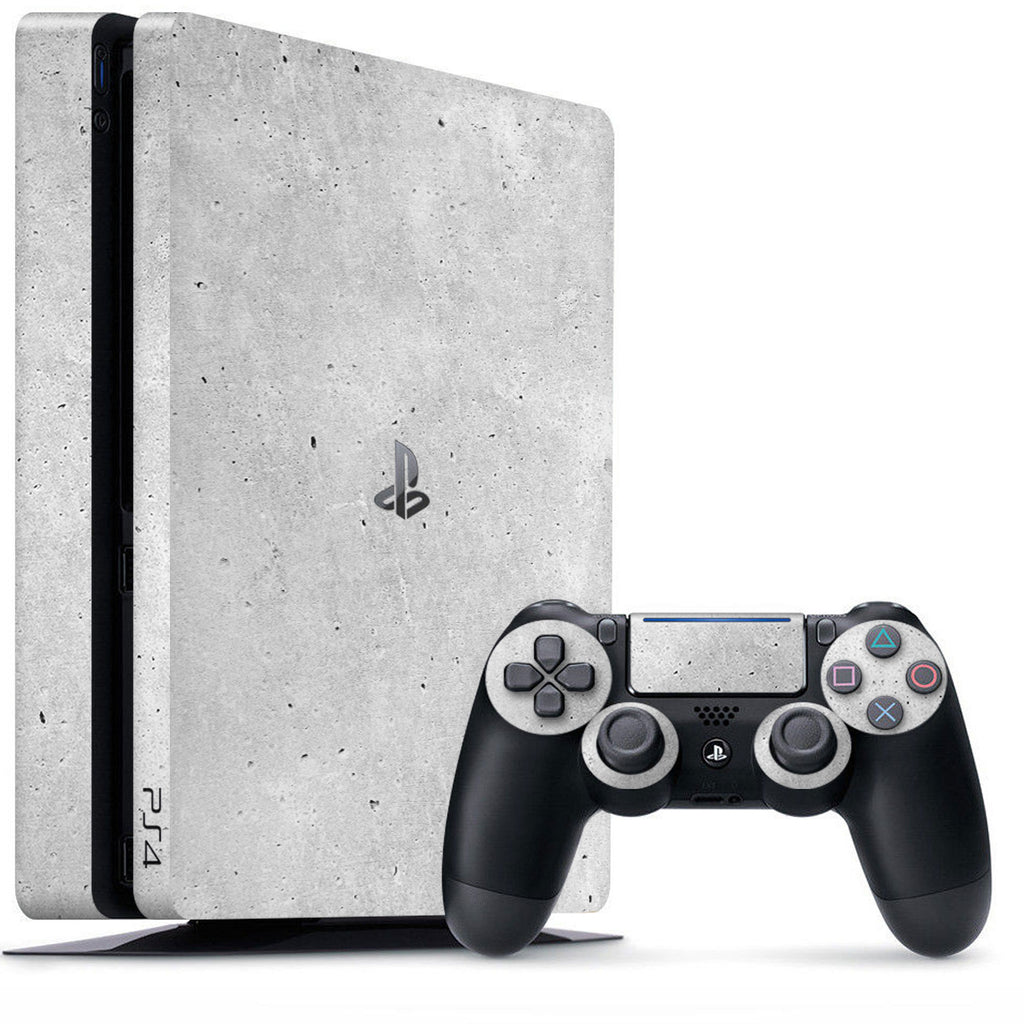 Concrete ps4 slim skin uniqfind