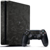 Black Camo Playstation 4 Slim Skin