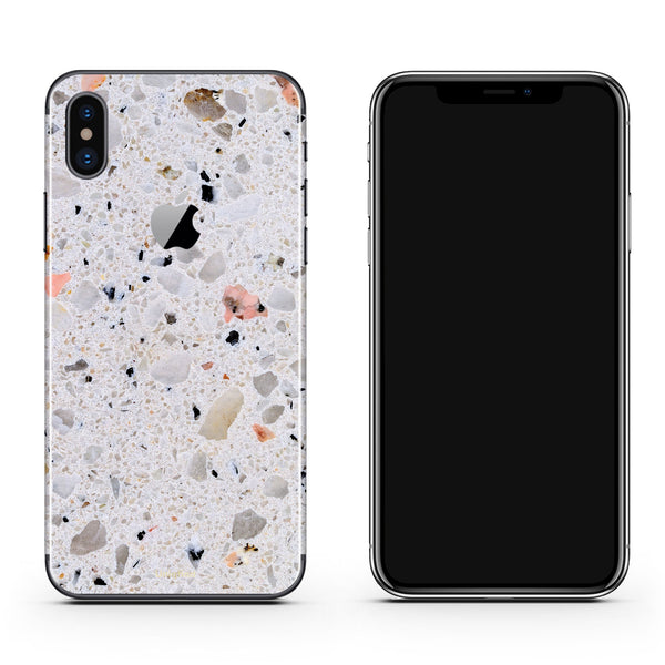 Pebble iPhone X Skin