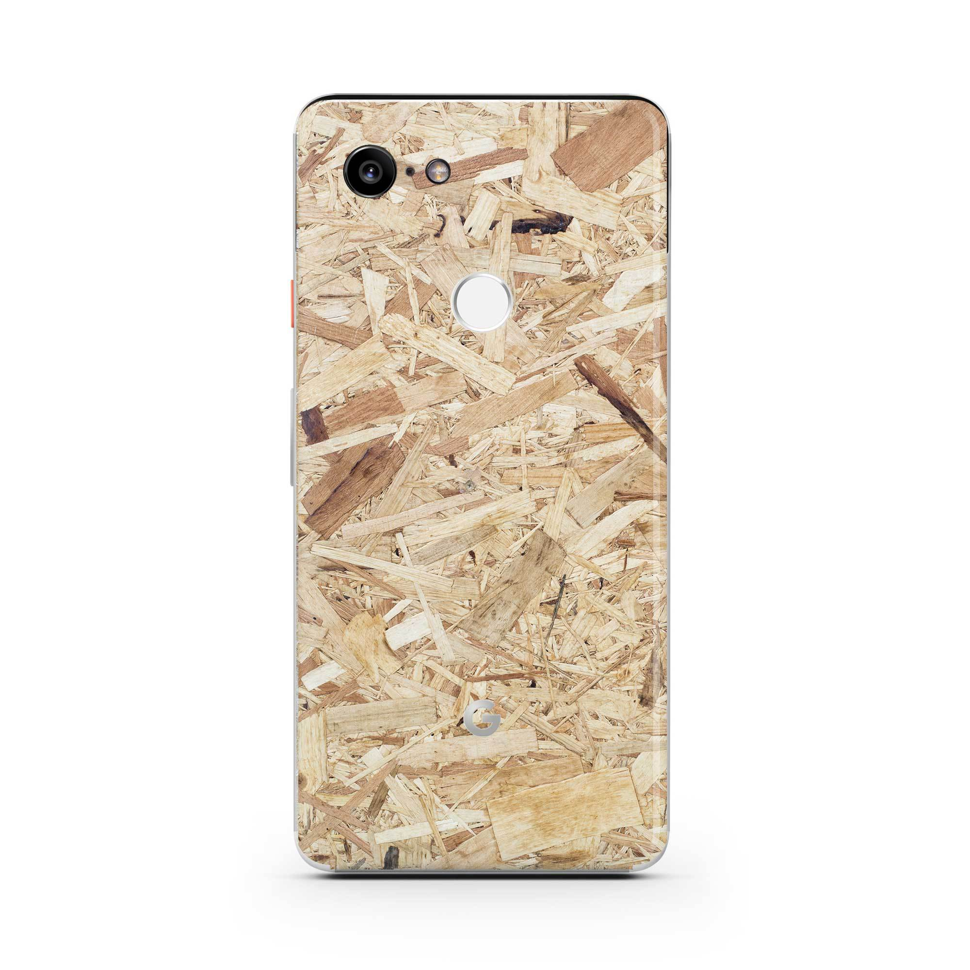Plywood Pixel 3 Skin + Case