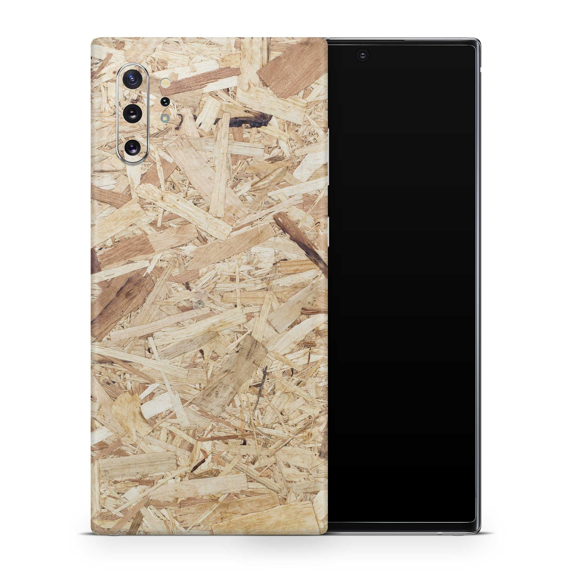 Note 10 Plus Plywood Case