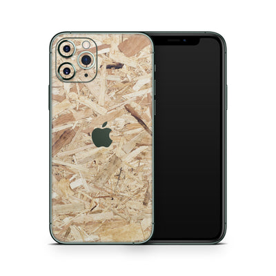Plywood Wrap iPhone 11 Pro