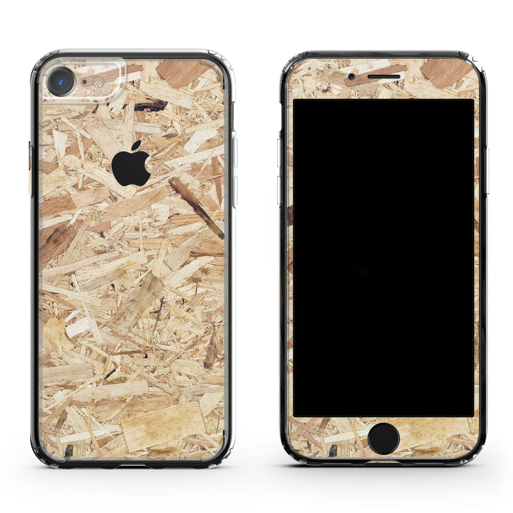 half off 630f4 89c21 Plywood iPhone Skin + Case