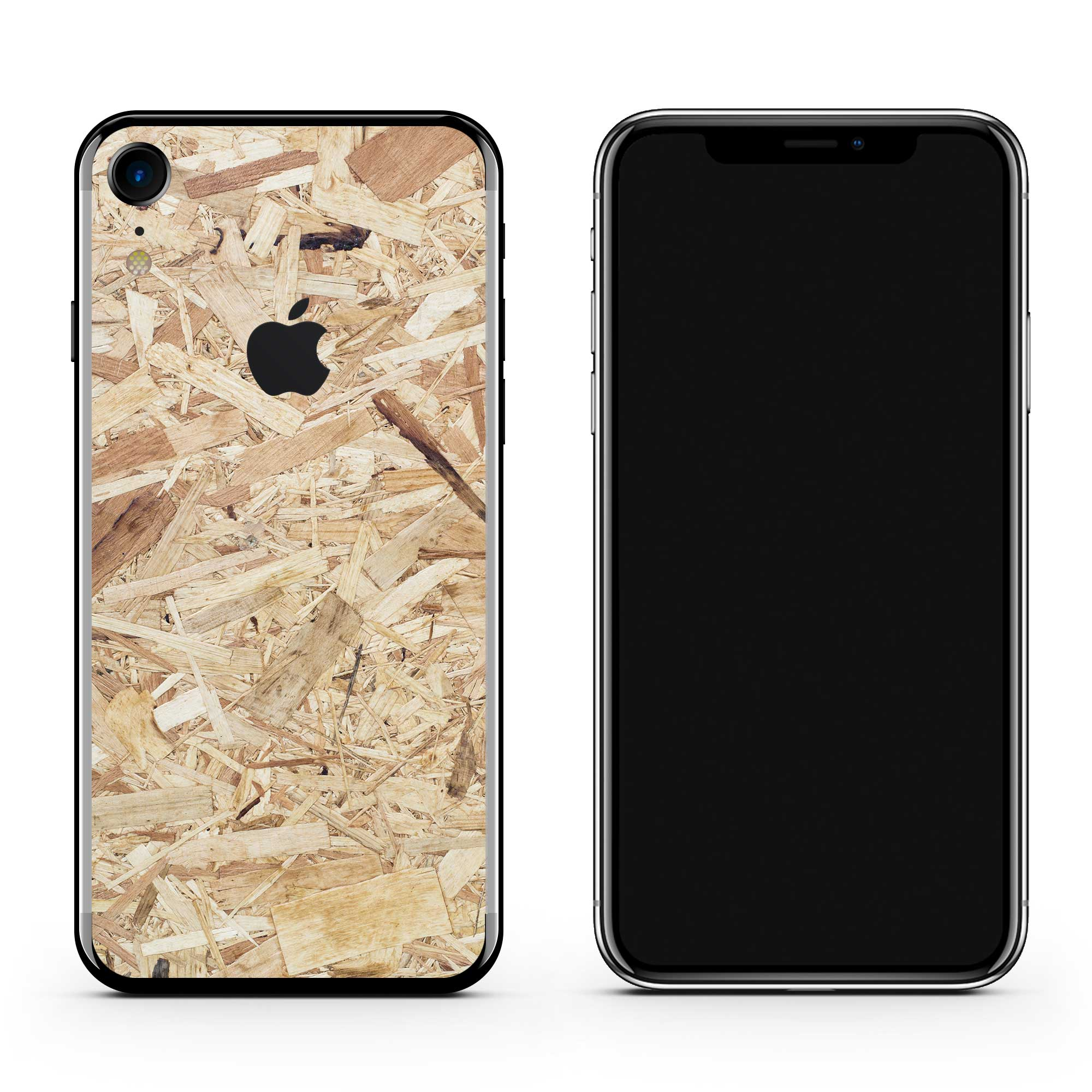 Plywood iPhone XR