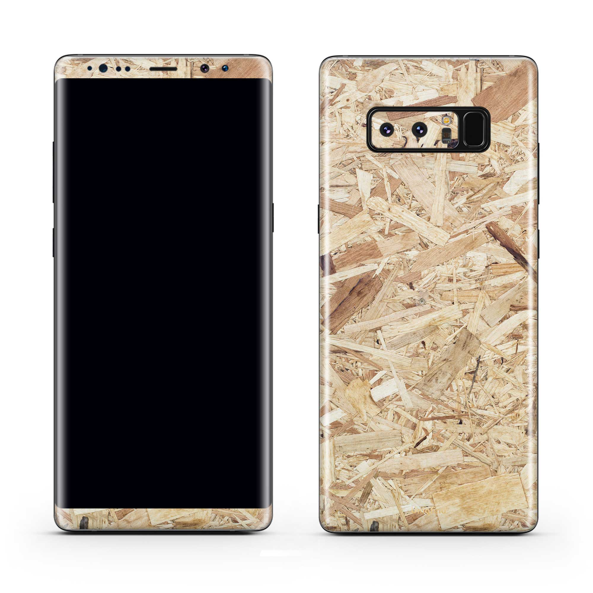 Plywood Note 8 Skin