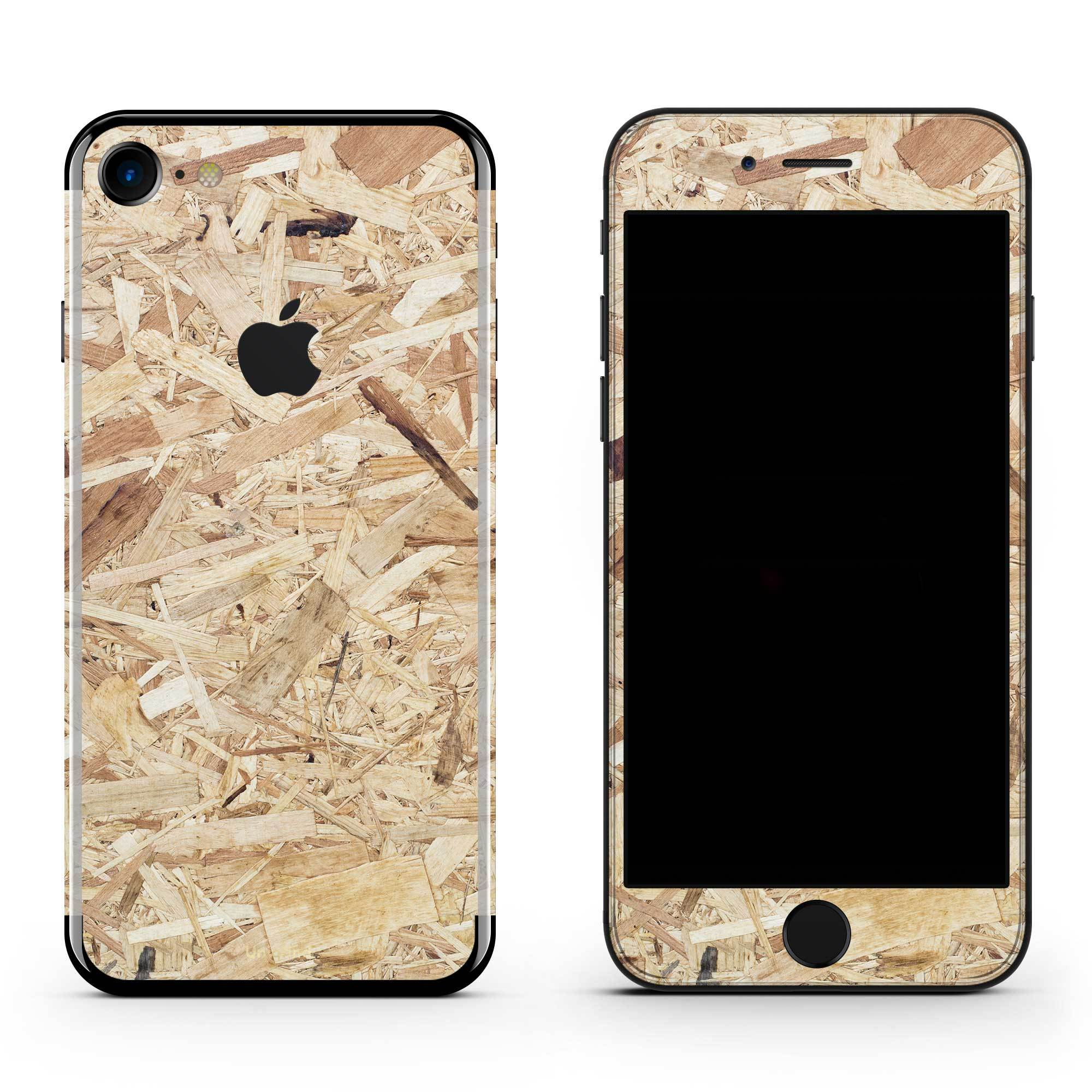 Plywood Skin iPhone