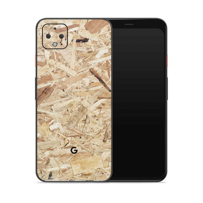 Plywood Cover Pixel 4