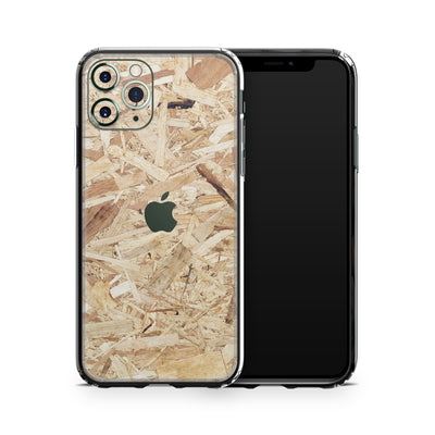 iPhone 11 Pro Plywood Case