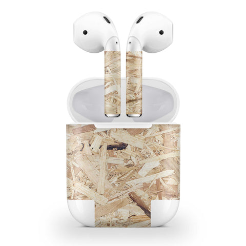 Plywood Skin AirPods