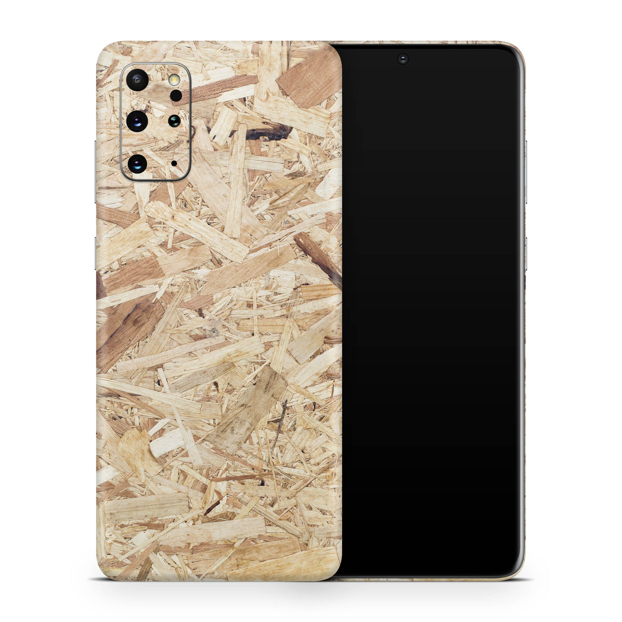Plywood Galaxy S20 Plus Skin + Case-Uniqfind
