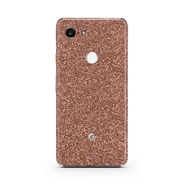 Rose Glitter Skin Pixel 3 and 3 XL