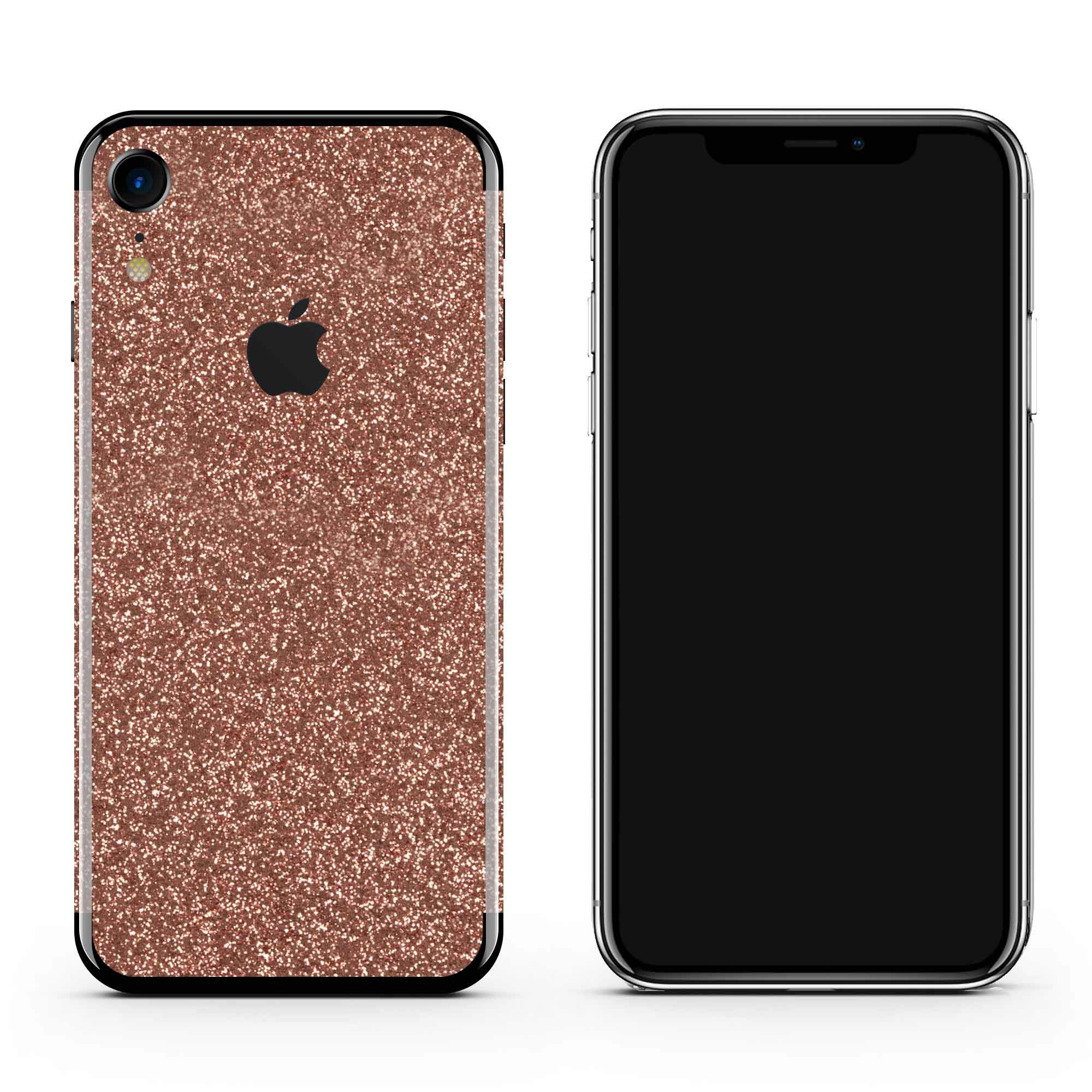 Glitter iPhone XR Cover