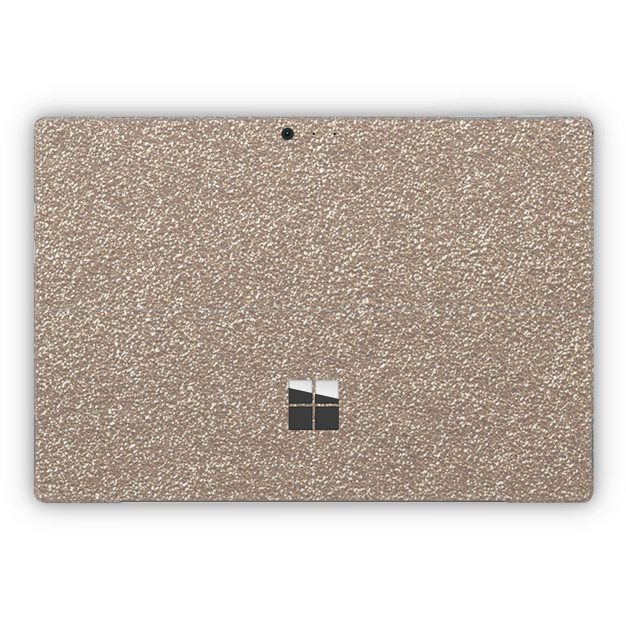 Rose Glitter Surface Pro 5 and Surface Pro 6 Skin
