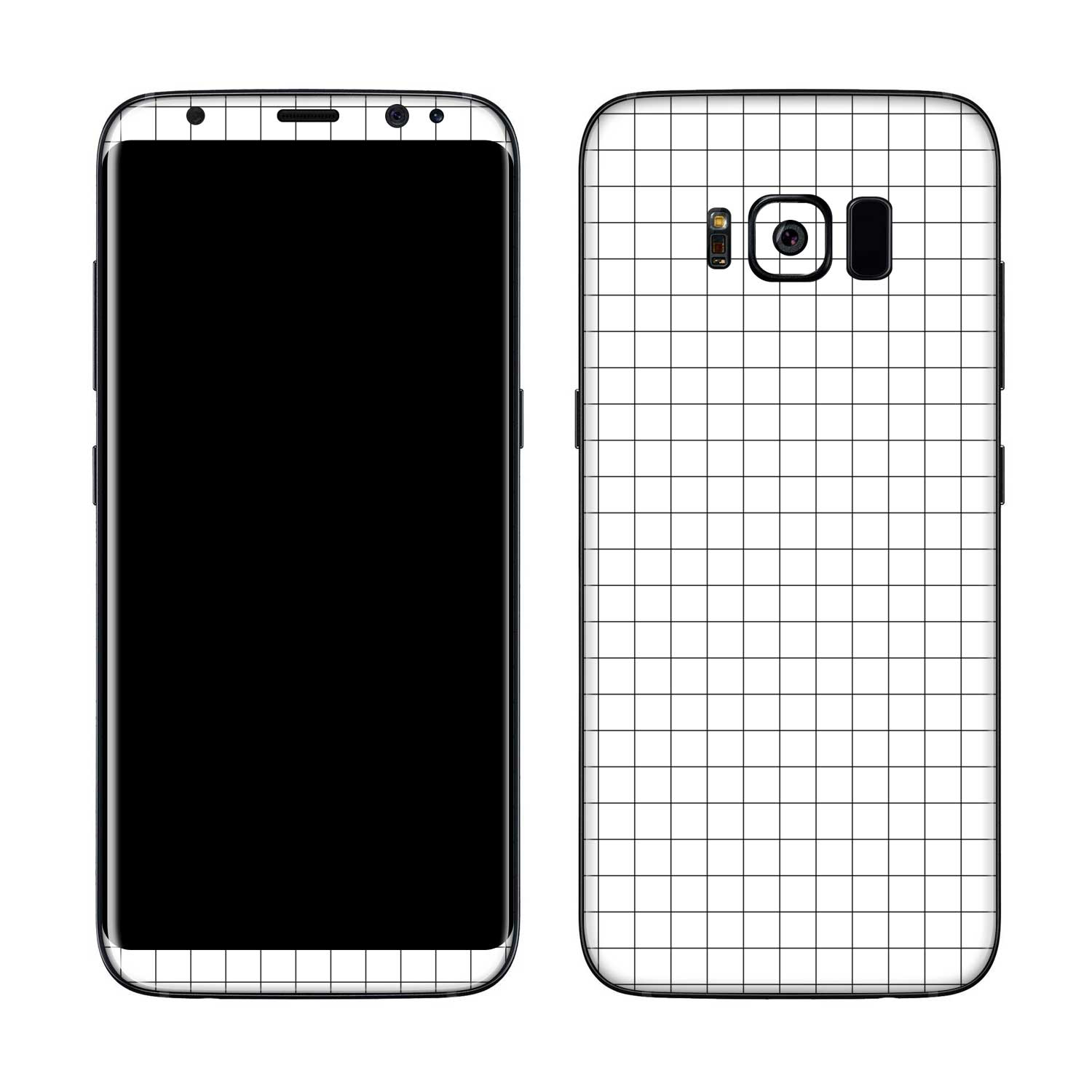 Grid S8 Cover