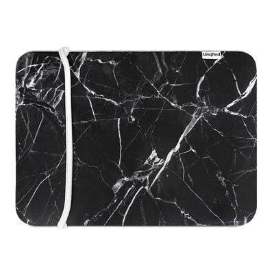Black Marble MacBook Pro 13-inch (No Touch Bar, 2016-2019) Sleeve