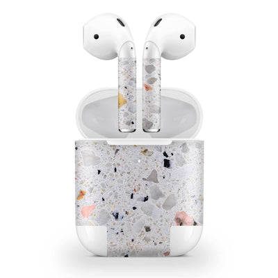 Terrazzo AirPods (Wireless Charging) Skin