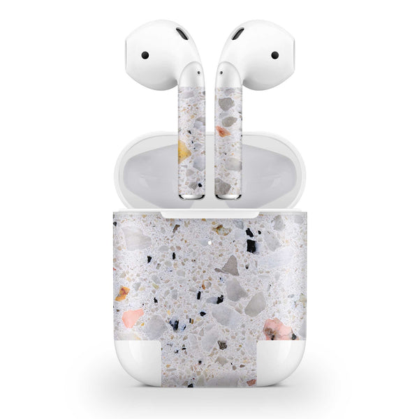 Pebble Skin AirPods Wireless Charging Case