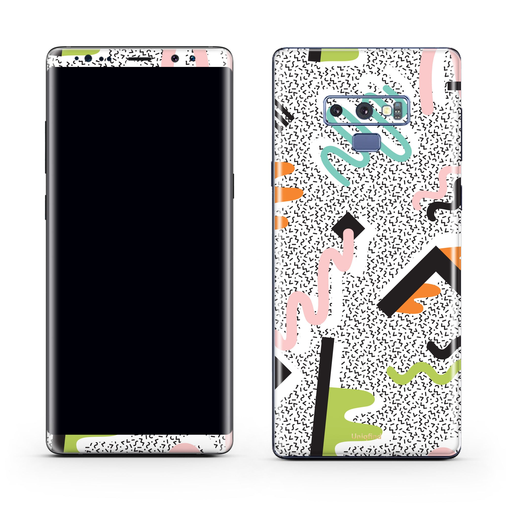 True Memphis Note 9 Skin