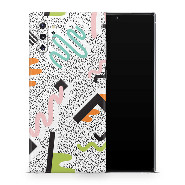 True Memphis Galaxy Note 10 Plus Skin