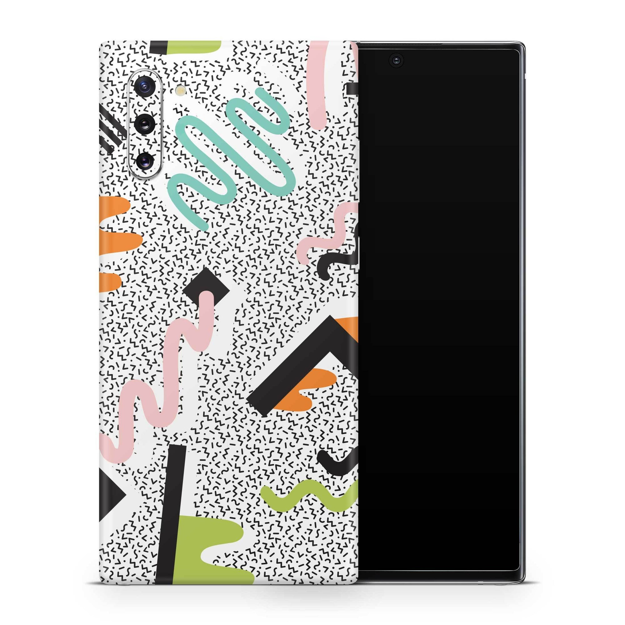 True Memphis Galaxy Note 10 Skin + Case