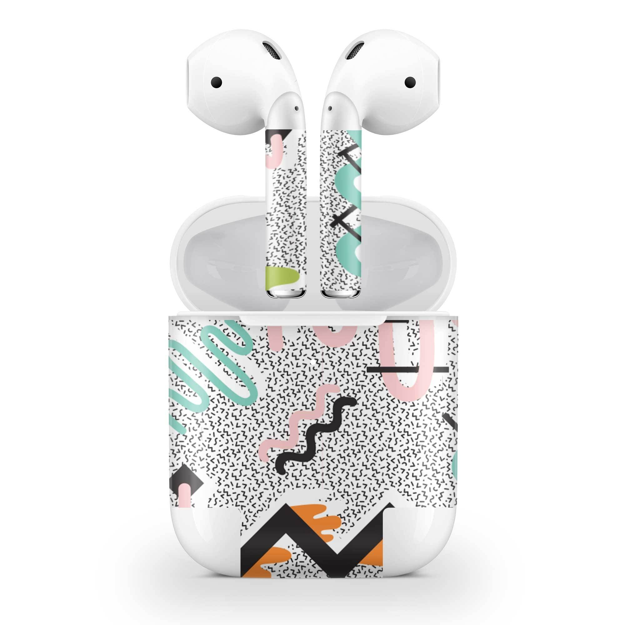 True Memphis AirPods (Wireless Charging) Skin