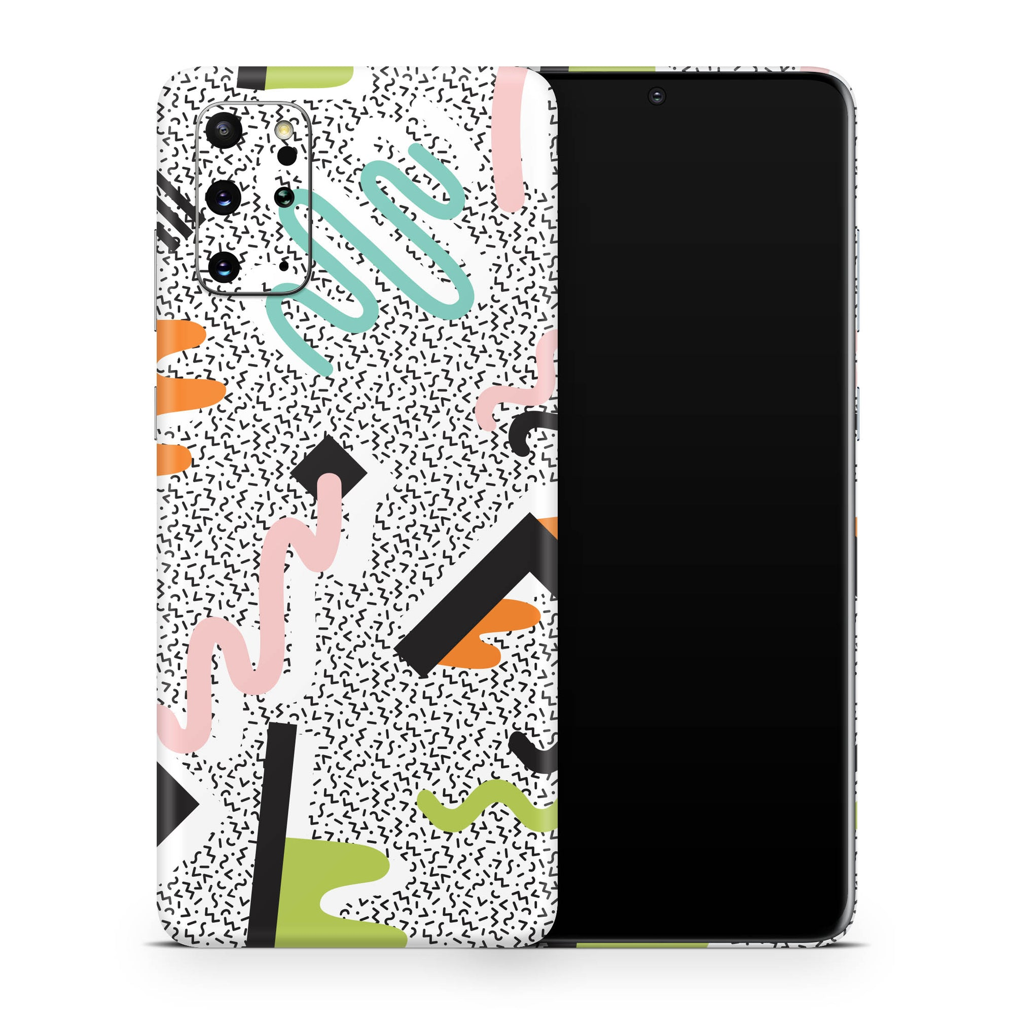 True Memphis Galaxy S20 Ultra Skin + Case-Uniqfind