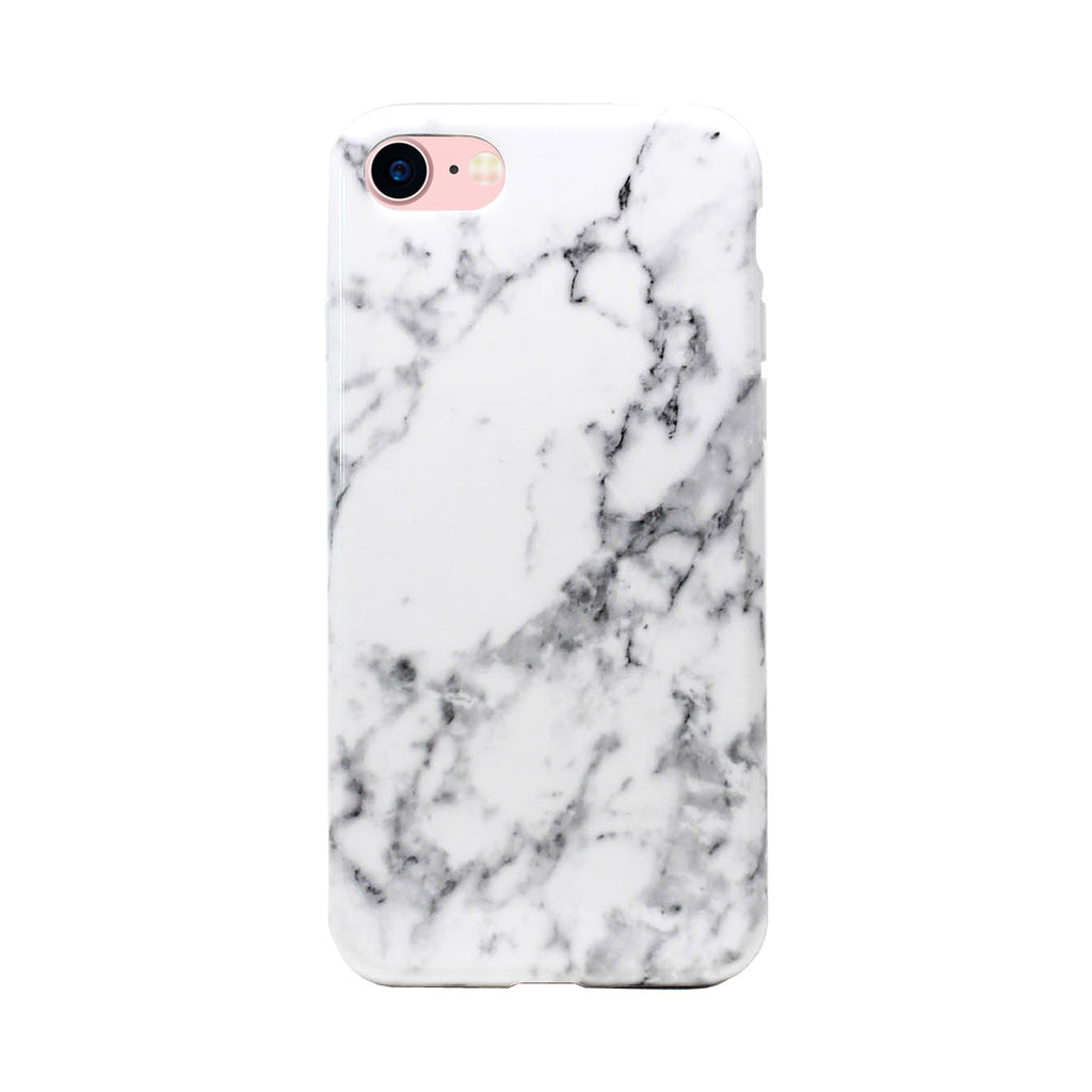 Lumee White Marble Case Iphone 6