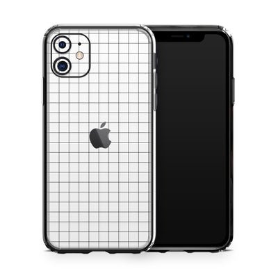iPhone 11 Grid Line Case