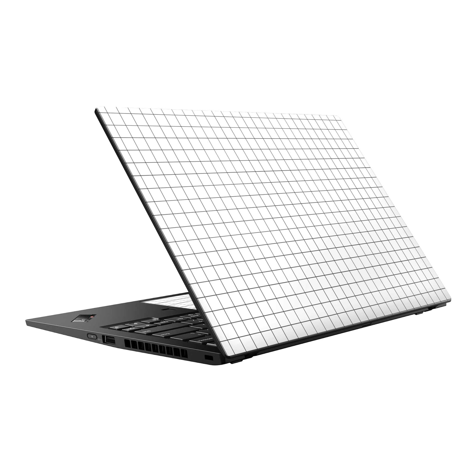 White Grid Case ThinkPad X1