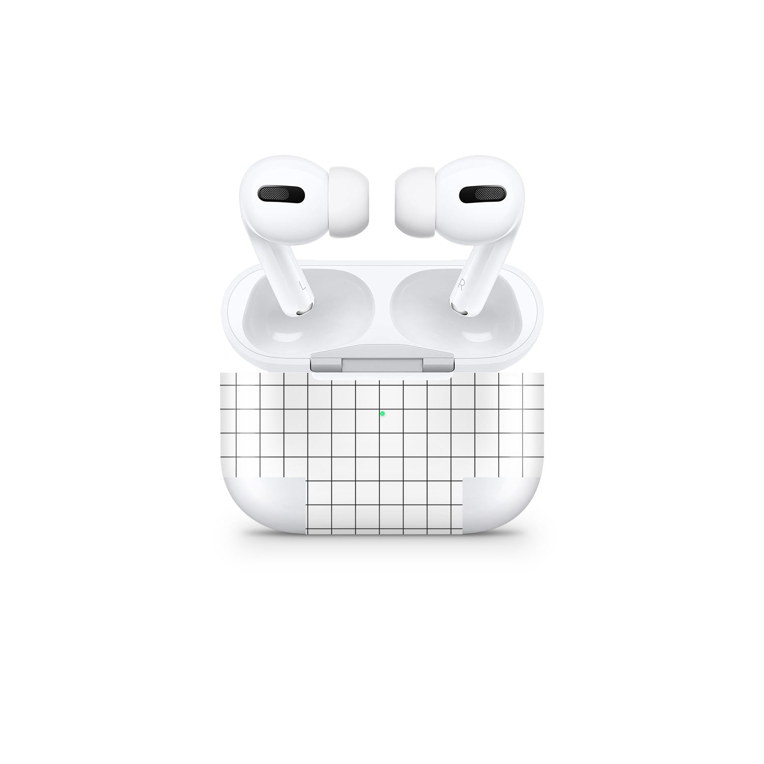 Grid Line AirPods Pro Cover