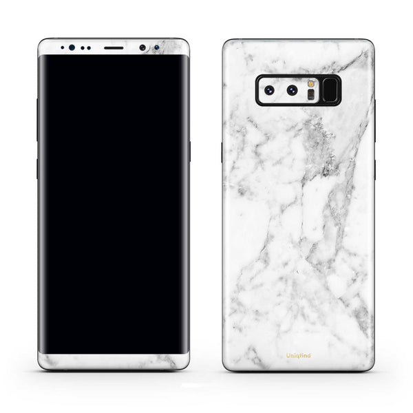 Marble Note 8 Skin