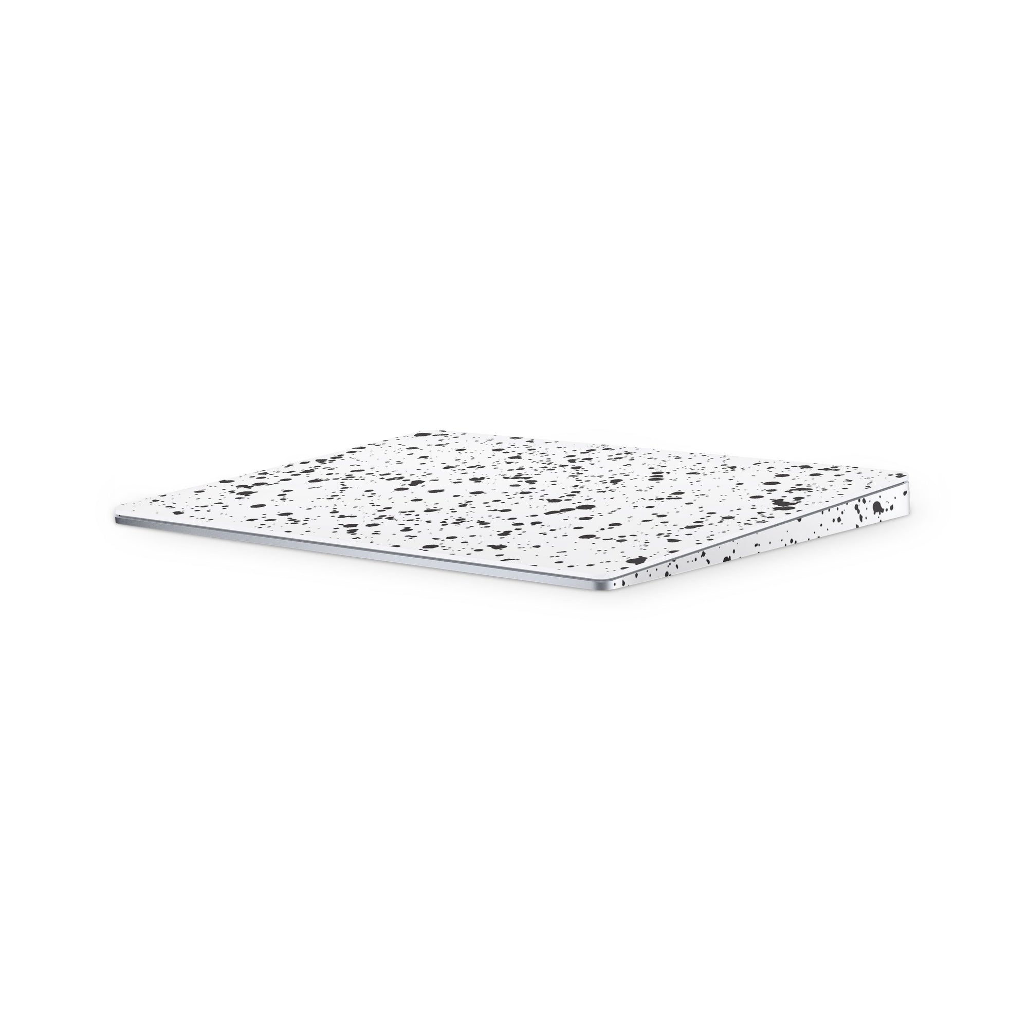 White Speckle Magic Trackpad 2 Full Coverage Skin