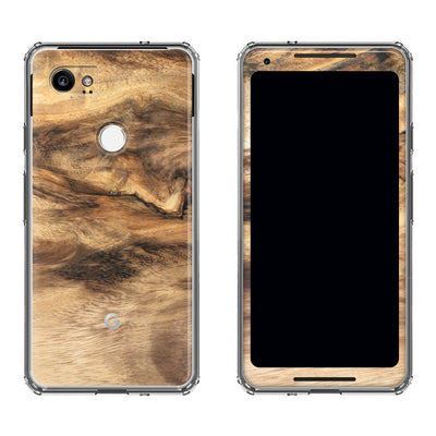 Wood Cover Google Pixel