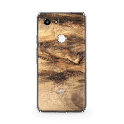 Wood Google Pixel Cover