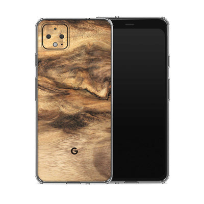 Pixel 4 Wood Cover