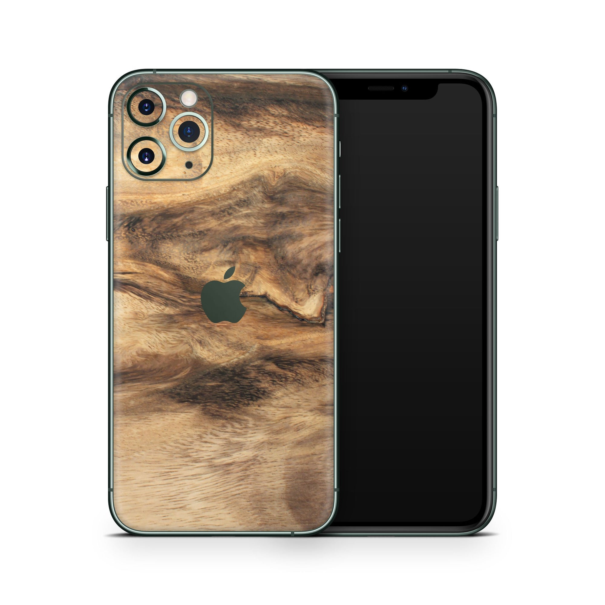 Wood iPhone Wrap