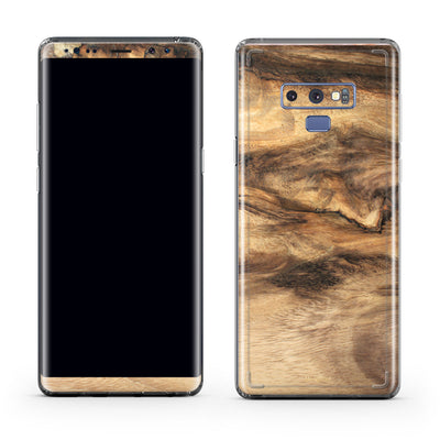 Wood Case Note 9
