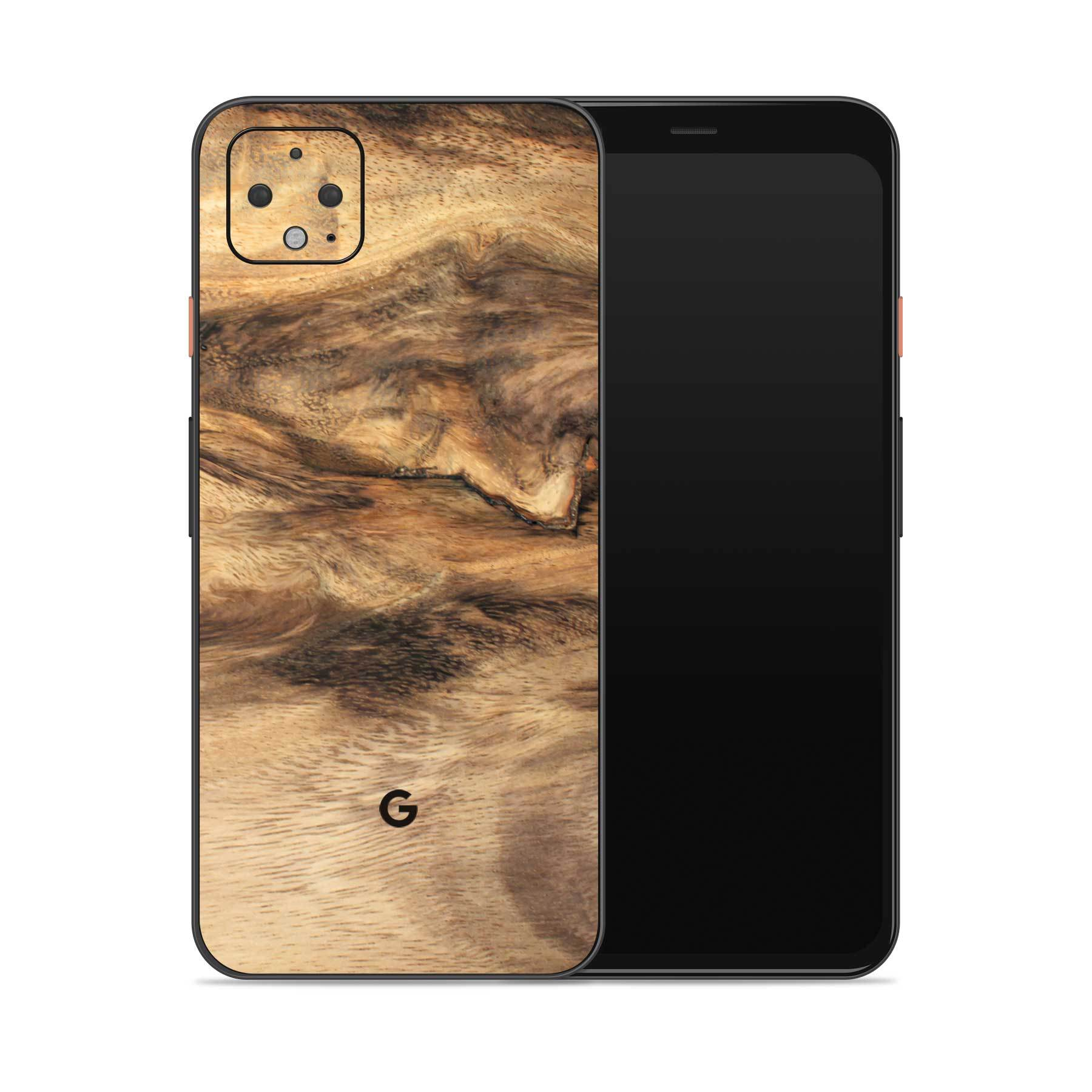 Pixel 5 Wood Cover