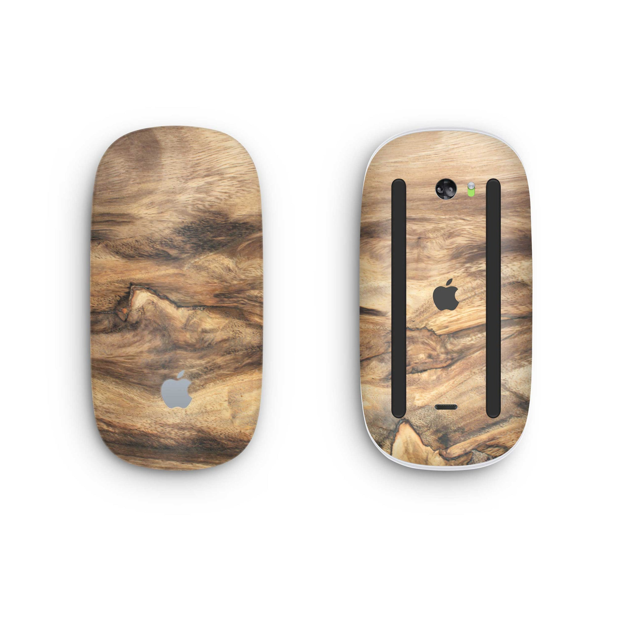 Wood Magic Mouse 2 Skin