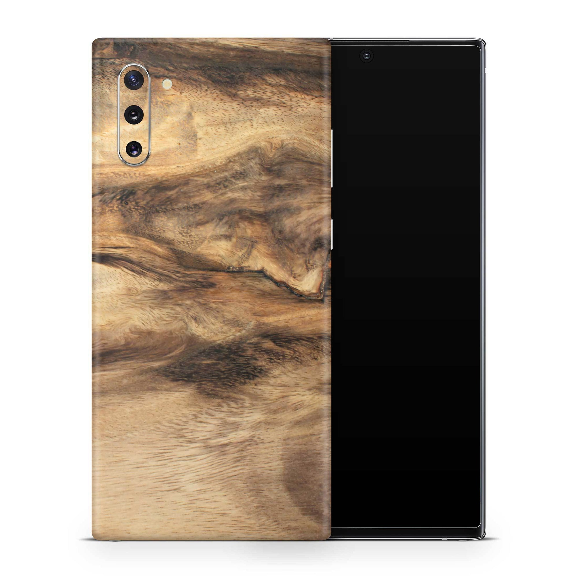 Wood Samsung Galaxy Note 10 Skin
