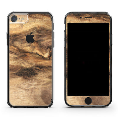 Wood Case iPhone 8